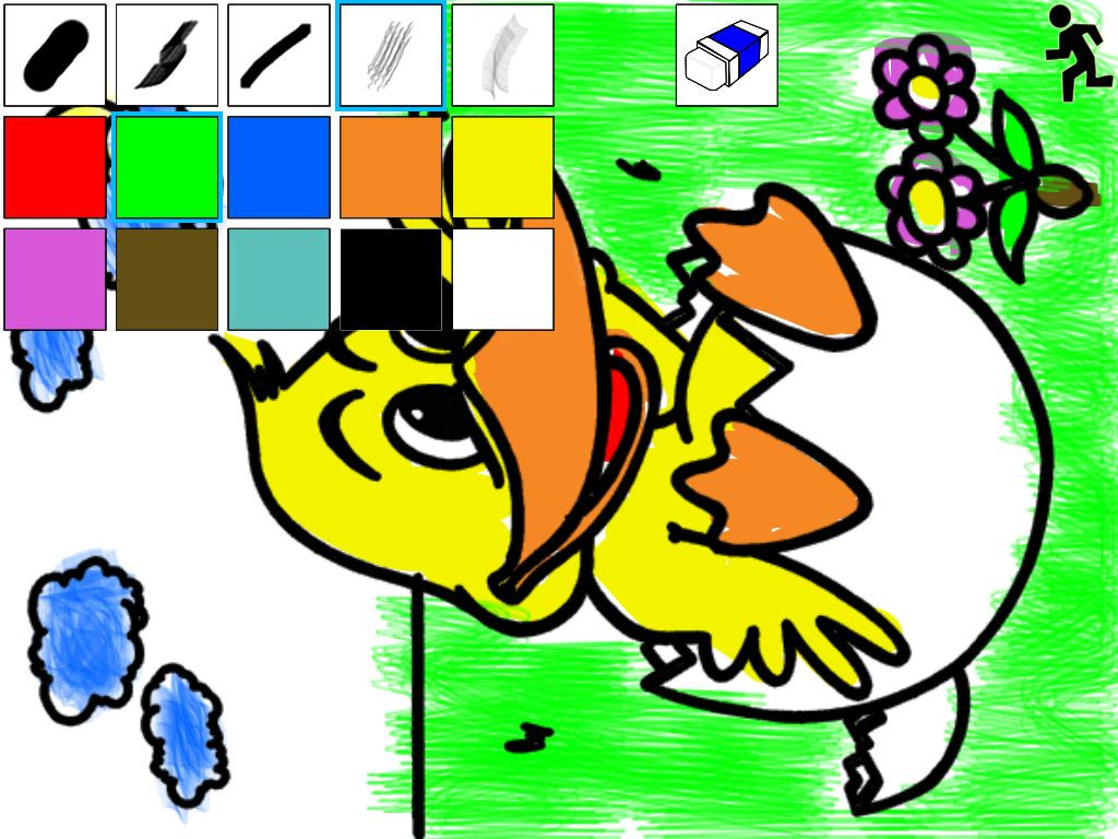 Pintar y colorear Gratis Niños