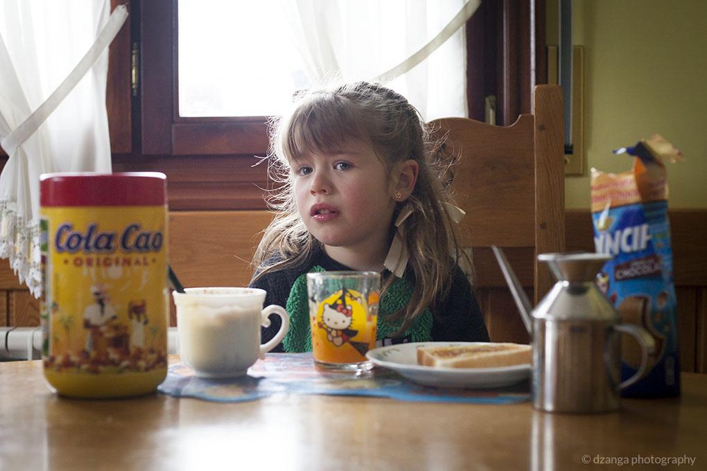 No debemos obligar a comer a los niños