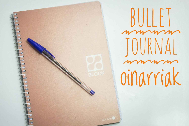 Bullet Journal: antola zaitez!