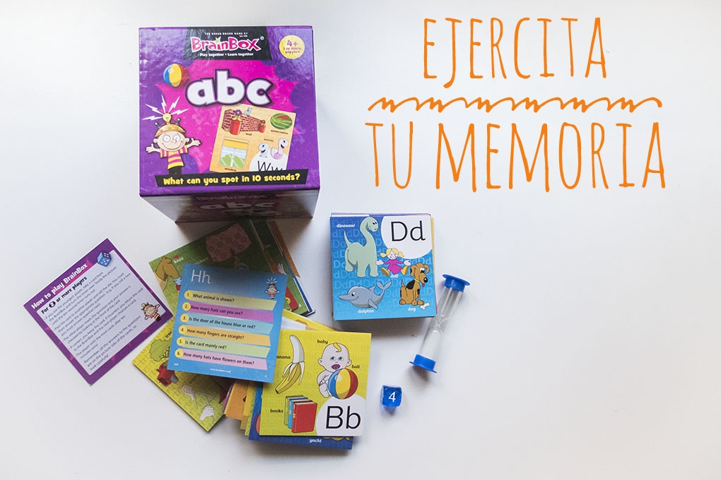 Brainbox ABC: ejercita tu memoria