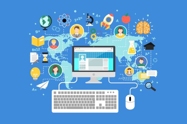 Redes sociales como herramientas de desarrollo profesional