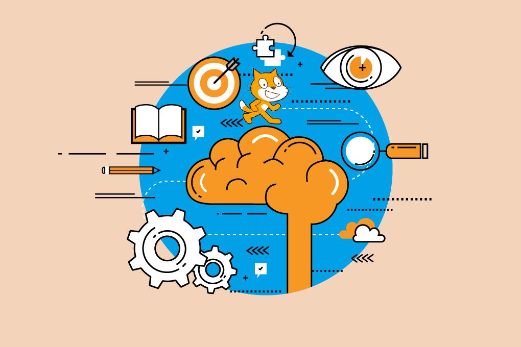 Introducción al pensamiento computacional con Scratch