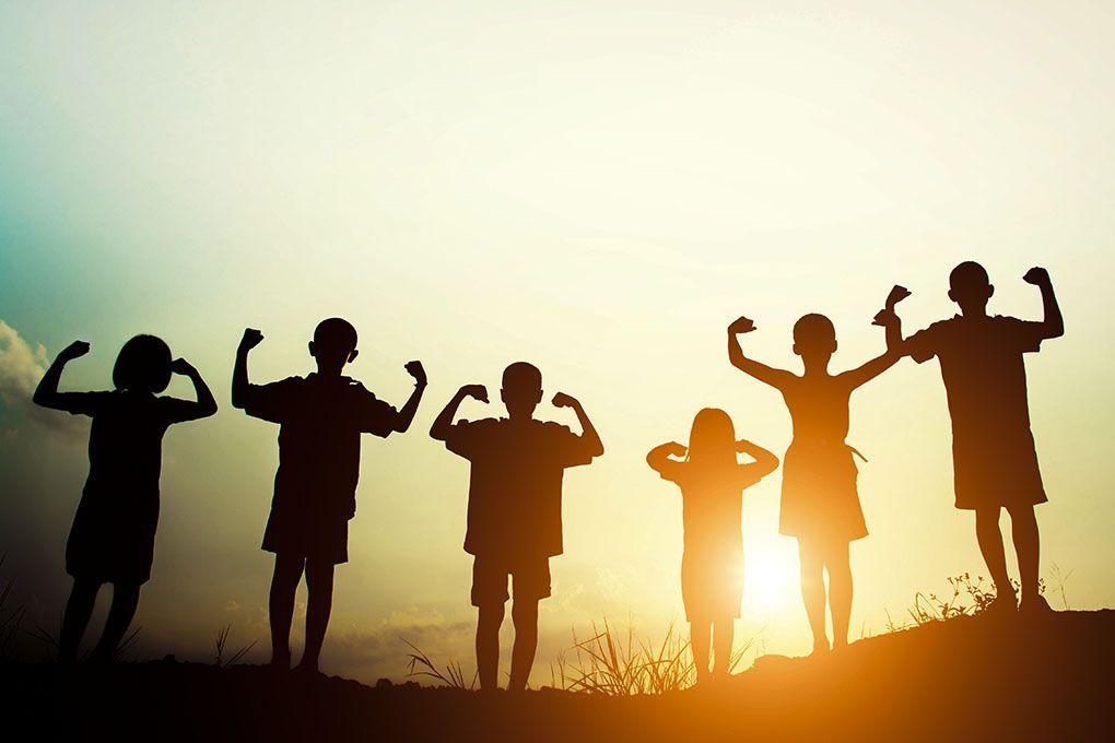 Cómo proteger la piel de los niños en verano