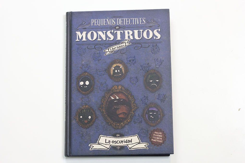 Cómo vencer el miedo a la oscuridad jugando – Pequeños detectives de Monstruos