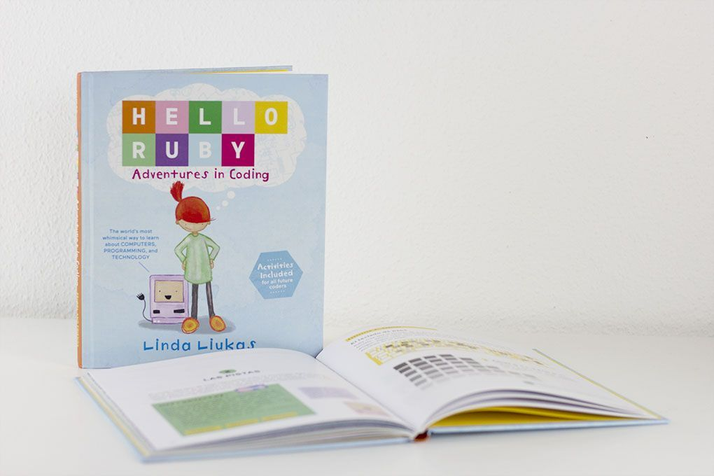 Hello Ruby, la aventura de programar
