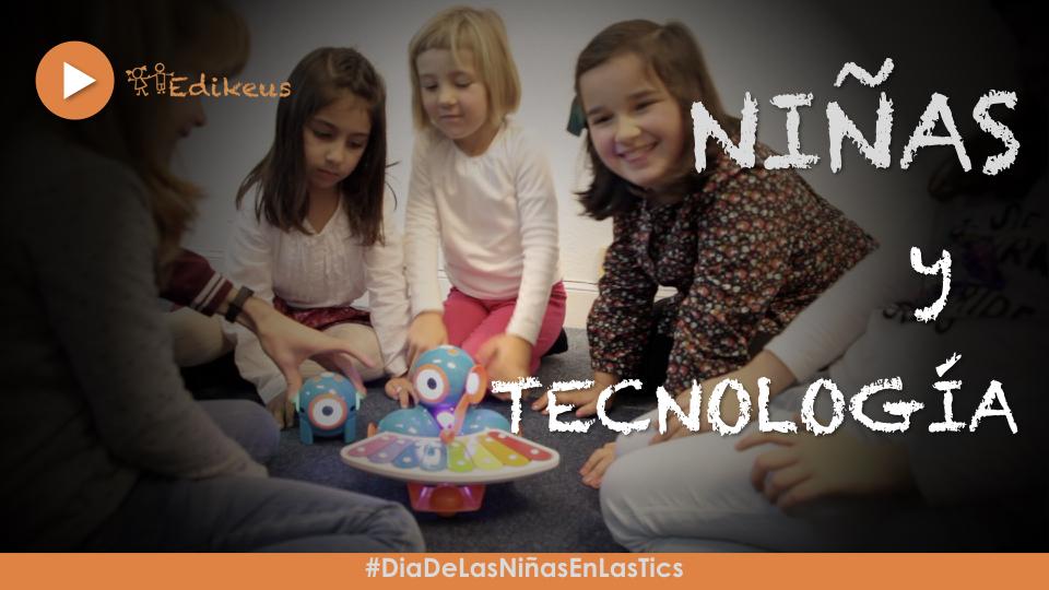 Niñas y tecnología