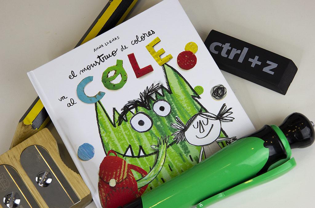 El Monstruo de colores va al Cole